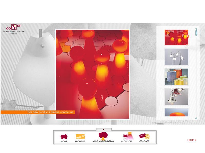 網頁設計|網站設計案例, W.K.Wu Products Inc.