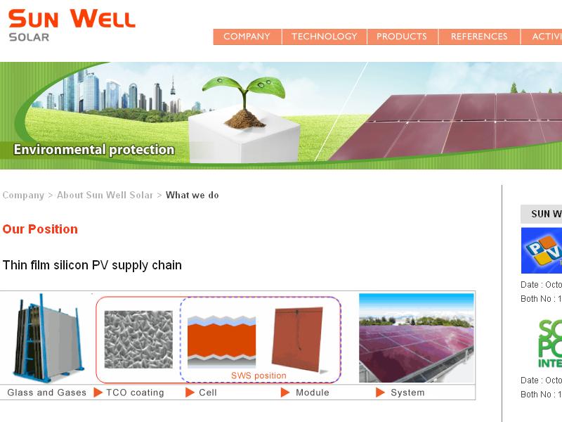 網頁設計|網站設計案例, 富陽光電股份有限公司