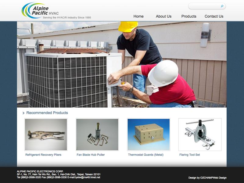網頁設計|網站設計案例, 良宜企業有限公司