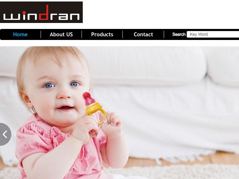 網頁設計|網站設計案例, 淞成(Windran)
