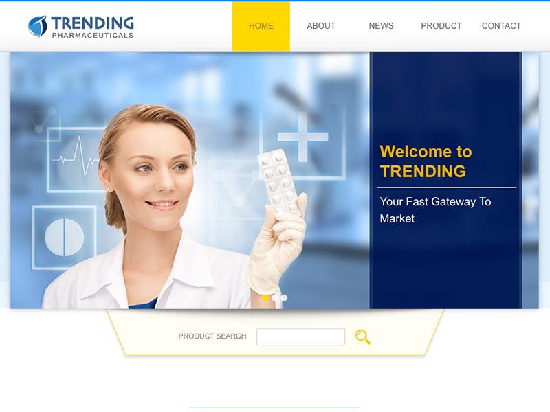 網頁設計|網站設計案例, 承錠國際有限公司