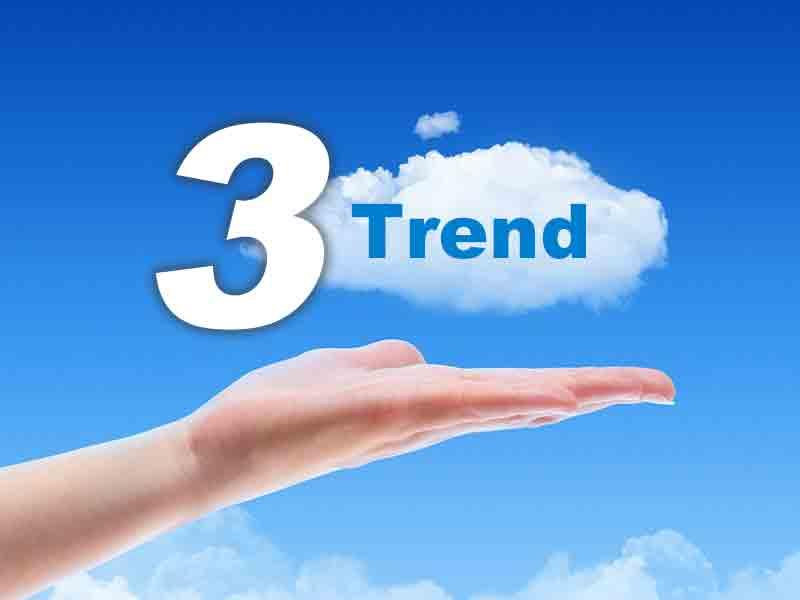網站設計|網頁設計公司|改變企業的三大趨勢:行動、社群、雲端