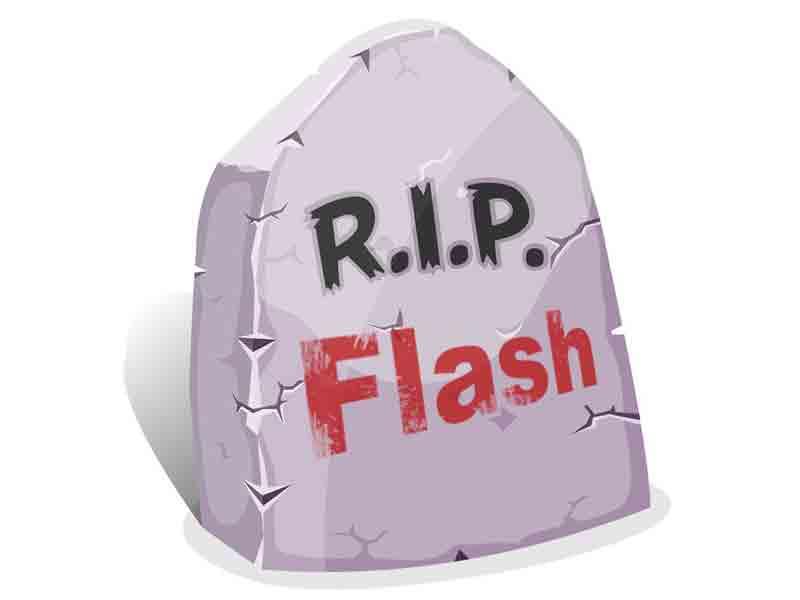 網站設計|網頁設計公司|蘋果不支援 Flash 正逐步影響相關產業