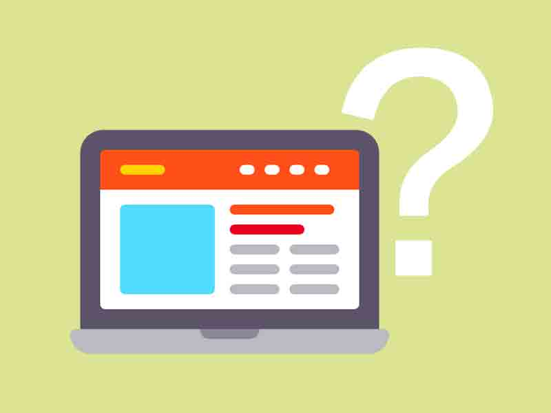 網站設計|網頁設計公司|何謂網站 ?
