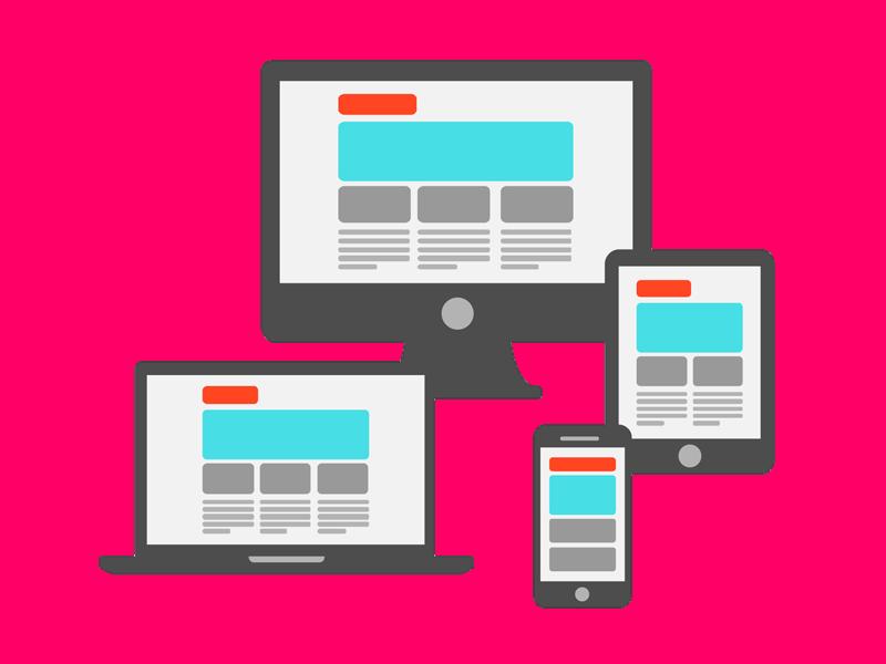 網站設計|網頁設計公司|什麼是響應式網頁設計 (Responsive Web Design)?