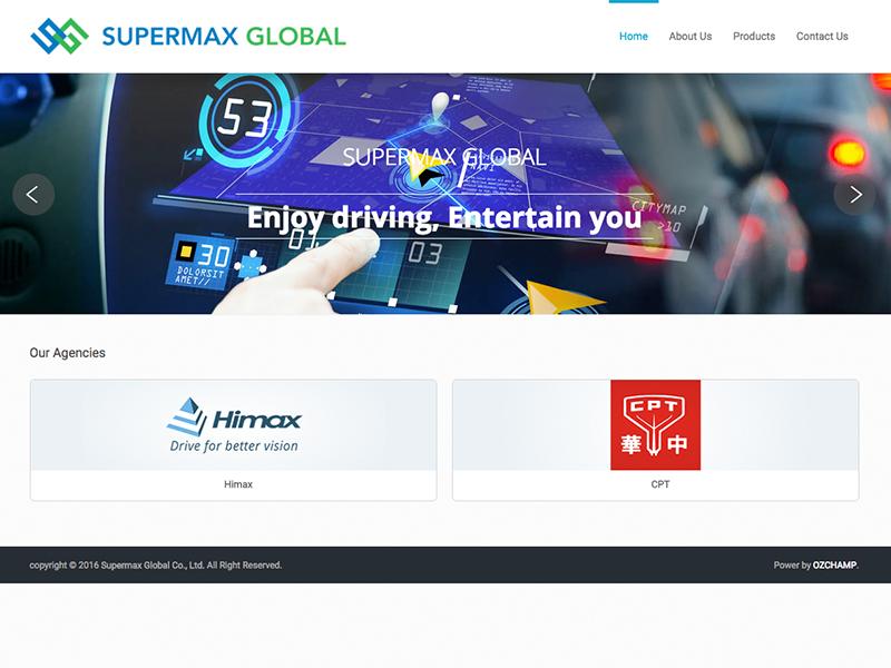 網頁設計|網站設計案例, 和沐