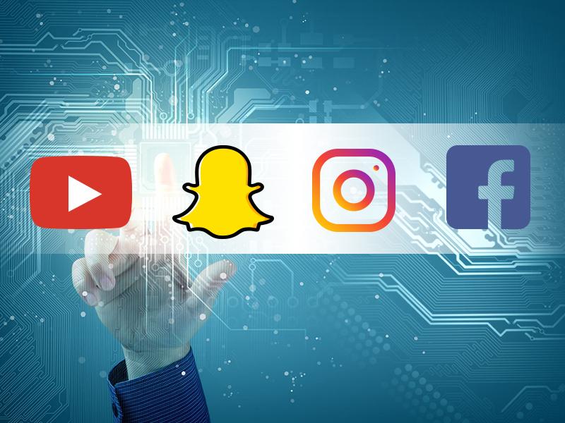 網站設計|網頁設計公司|臉書落伍了? 美國一半青少年改玩這些平台