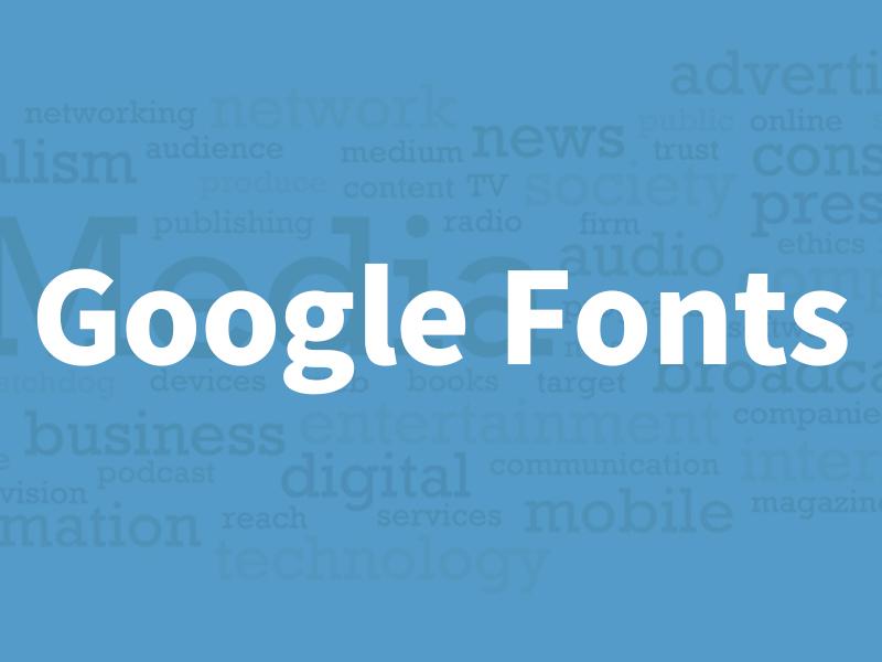 網站設計|網頁設計公司|如何引用 google 雲端字體到網頁設計中