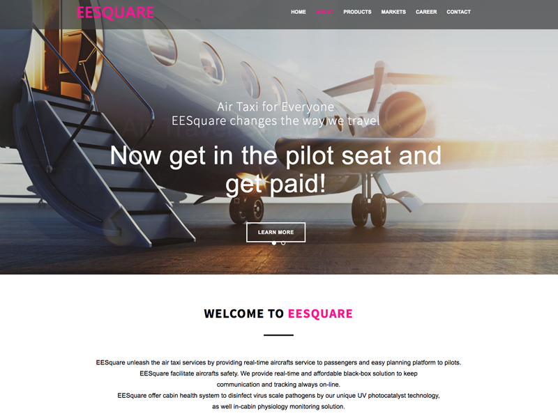 網頁設計|網站設計案例, 愛爾康-EESquare Superstore Corp